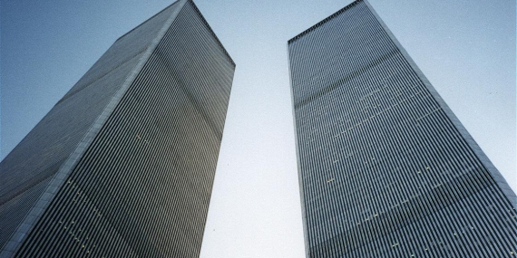 World Trade Center - The Twin Towers